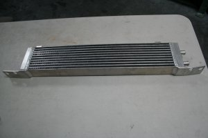 Mercedes Benz 5.5L AMG Power Driven Heat Exchanger