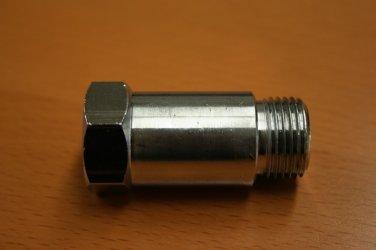 O2 Spacer Adapter Oxygen Sensor Extender 02 Bung Extension M18 x 1.5 Adaptor