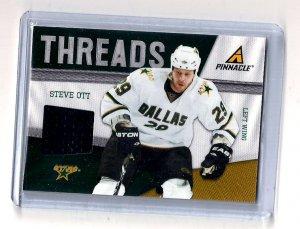 2011-12 Pinnacle Steve Ott Threads