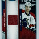 2011-12 Panini Certified David Booth Fabric of the Game