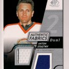 2008-09 SP Game Used Anton Stastny Authentic Fabrics