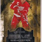 2011-12 Artifacts Nicklas Lidstrom Star /999