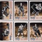 2011-12 Upper Deck Hockey Heroes LOT OF 6 CARDS
