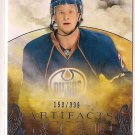 2010-11 Artifacts Rookie Johan Motin /999