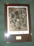 LON CHANEY SR. Signed
