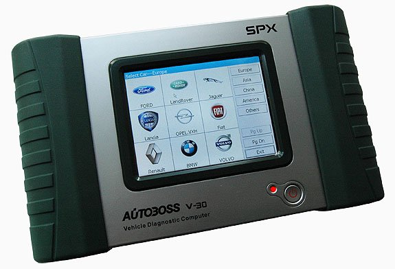 SPX Star-AutoBoss V30, original version,update on official website