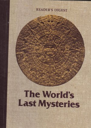"""Reader's Digest  """"The World's Mysteries"""""""