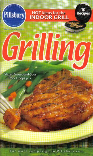 "Pillsbury's ""Grilling"" Cooking Booklet"