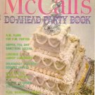 McCall's Do-Ahead Party Book