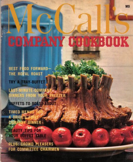 McCall's Company Cookbook