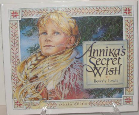 """Annika's Secret Wish"" Story Book"