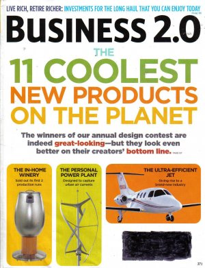 """Business 2.0"" April, 2007"