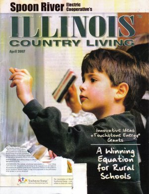 "Spoon River Electric Cooperative's  ""Illinois Country Living""  March, 2007"