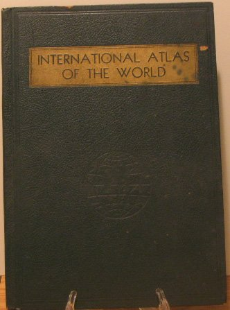 """International Atlas of the World"""