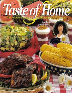 """Taste of Home"",  June/July  2002"
