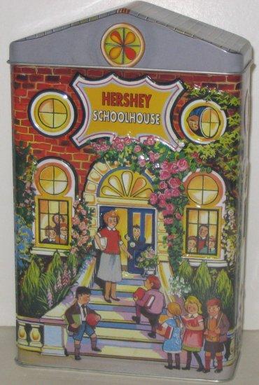 """Hershey Schoolhouse"" Tin"
