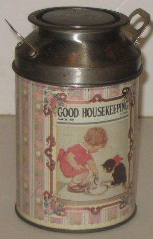 """Good Housekeeping"" Tin"
