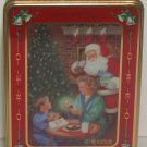 """Until Santa Comes"" Oreo Cookies Tin"