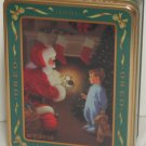 """Tinsel and Time"", 1993 Oreo Cookies Tin"