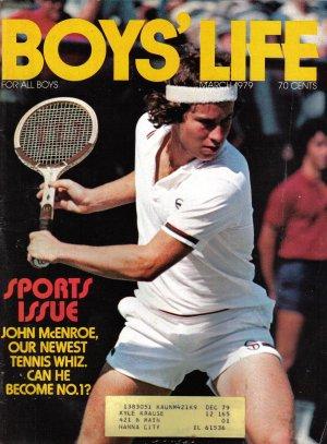 """Boys' Life"" March,1979"