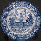 Avon Independence Hall Bicentennial Plate