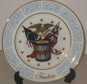 """""""Freedom"""" , 1974  An Avon Plate"""