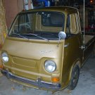 1969 Subaru 360 Pickup truck with a plethora of parts, Manuals, A Subaru 360 collectors dream.