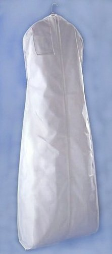 clear vinyl wedding dress bags