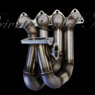 Private Label MFG Power Driven T3 top mount turbo manifold H22A/F20B (H-Series)