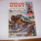 POPULAR SCIENCE MAGAZINE JULY 1951