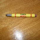 Vintage Funks G Hybrids Seed Corn Bullet Pencil