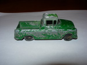 Vintage Tootsietoy Die Cast Chevrolet Cameo Truck