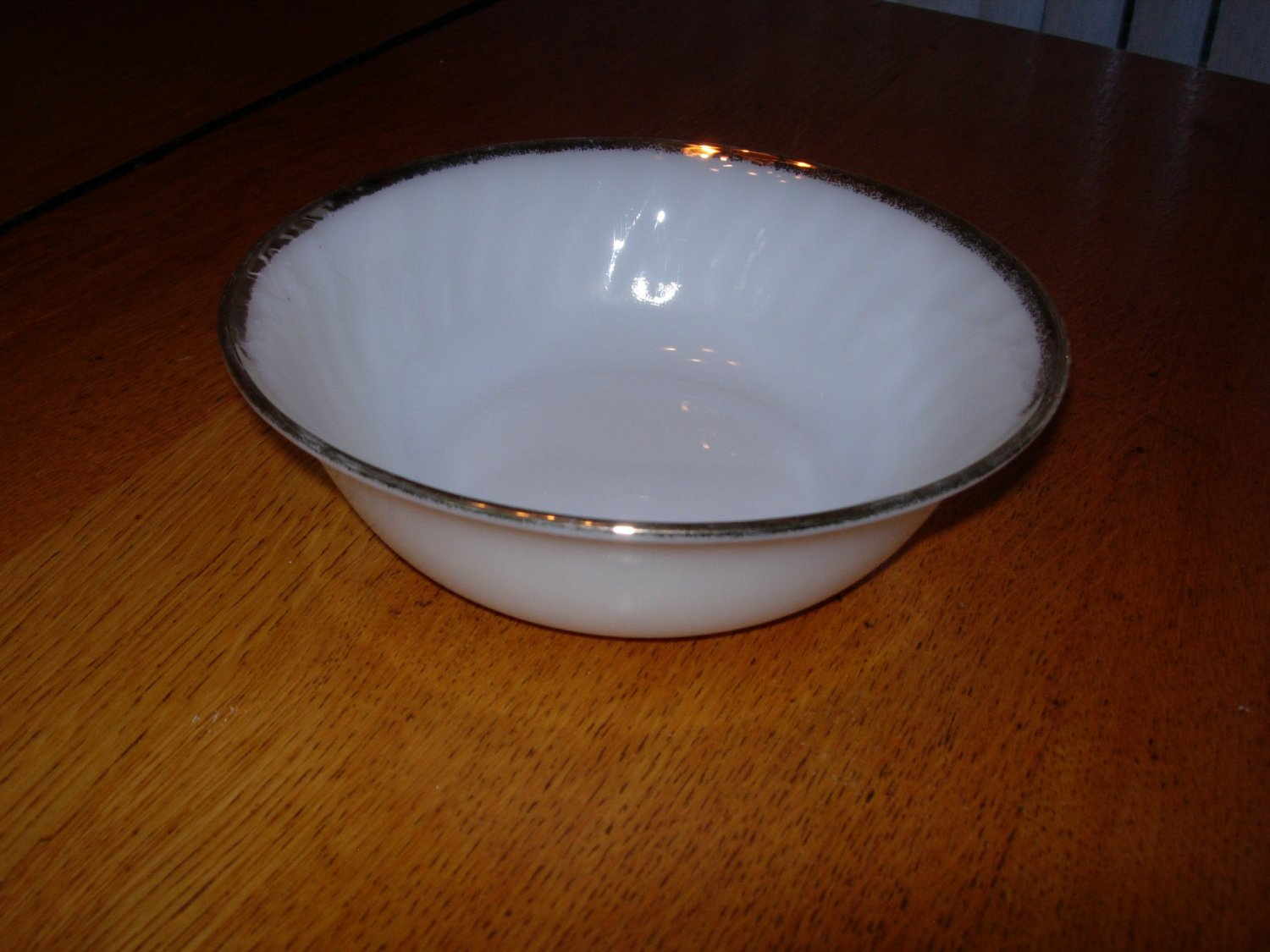 Anchor Hocking Fire King Golden Anniversary Serving Bowl