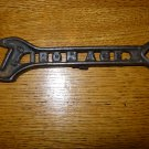 Iron Age C9 Cutout Wrench made by Bateman Mfg