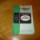 Original John Deere No 6 Cylinder Corn Sheller Operators Manual