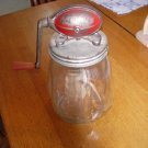 Vintage 1940's Dazey No 4 Model B Football Butter Churn