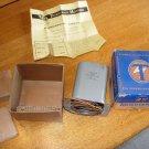 Thordarson 22S49 Hi-Fi Output Transformer NOS 6V6 15 watts