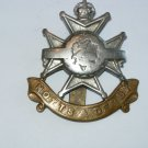 WW I Notts & Derby Hat Badge