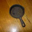 Hardware Hank Mini Cast Iron Advertising  Frying Pan