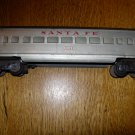 Marx O-scale 3152 Sante Fe Passenger Coach With Solid Windows