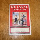 Vintage 1942 De Laval Cream Seperators Handy Reference Year Book-stamped  John Deere Farm Machinery