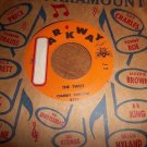 "Chubby Checker - The Twist / Toot (Parkway 811) VG 45 RPM 7"" Vinyl Record Single"