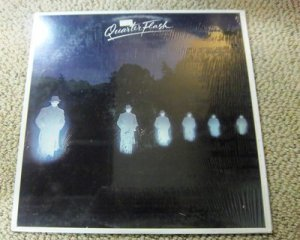 "Quarterflash - Self Titled 33 RPM 12"" Vinyl LP Record 1981 GHS 2003 Near Mint"