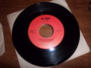 "Phyllis & Art: Let's Do What's Right Even If It's Wrong RARE Vintage 45 7"" Vinyl"