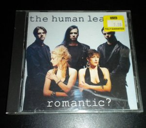 Romantic? by Human League (The) (RARE Audio CD, Sep-1990, A&M (USA))