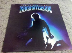 "Kris Kristofferson - Surreal Thing 1976 Monument VG+ Vintage 12"" Vinyl LP Record"
