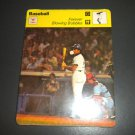 NEW Sealed Pack, Rare 1979 Edito-Service Vintage Sports Trading Cards Deck #74