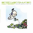 Love You More [Single] by Armin Van Buuren & Racoon (CD 2006, Ultra Records) NEW