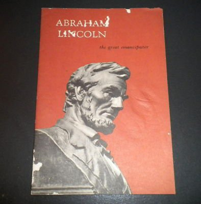 a biography of abraham lincoln the great emancipator Abraham lincoln (february 12, 1809 to april 15, 1865) was the 16th president of the united states and is regarded as one of america's greatest heroes due to his role as savior of the union and.