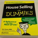 House Selling for Dummies by Ray Brown and Eric Tyson (Paperback, Illustrated)